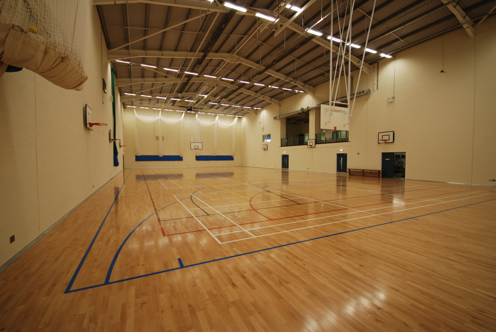West Buckland School Sports Hall