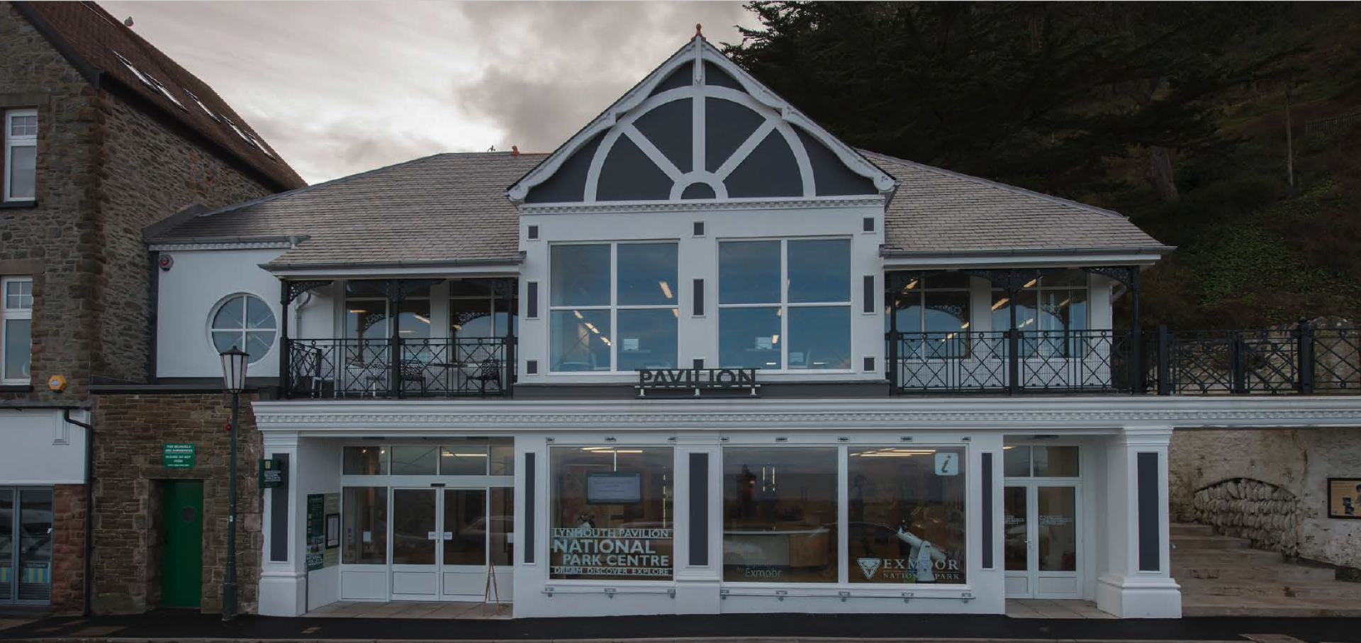 Lynmouth Pavilion