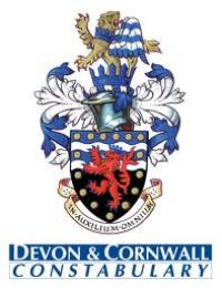 Devon & Cornwall Constabulary